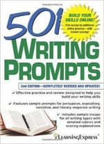 501 Writing Prompts, 2nd Edition