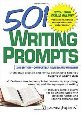 Download 501 Writing Prompts, 2nd Edition