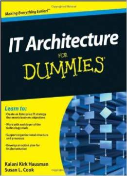 Download It Architecture For Dummies