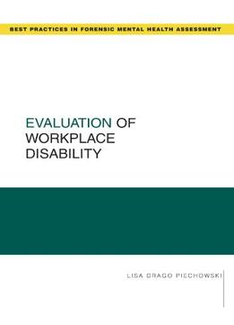 Download Evaluation Of Workplace Disability