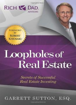 Download Loopholes Of Real Estate