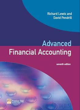 Download Advanced Financial Accounting (7th Edition)