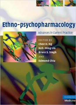 Download Ethno-psychopharmacology: Advances In Current Practice