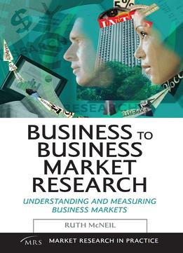 Download Business To Business Market Research