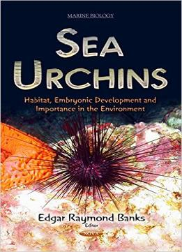 Download Sea Urchins: Habitat, Embryonic Development & Importance In The Environment