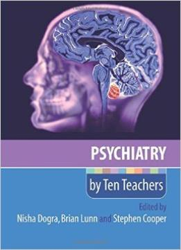 Download Psychiatry By Ten Teachers