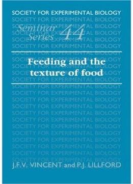 Download Feeding & The Texture Of Food