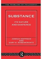 Substance: Its Nature And Existence