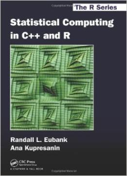 Download Statistical Computing In C++ & R