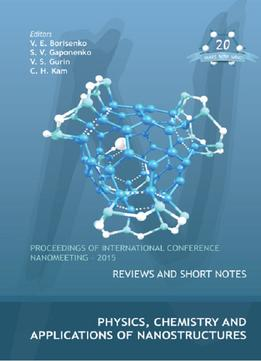 Download Physics, Chemistry & Applications Of Nanostructures, Proceedings Of International Conference Nanomeeting – 2015