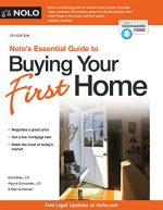 Nolo's Essential Guide To Buying Your First Home, 5th Edition
