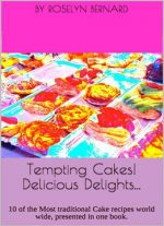 Tempting Cakes! Delicious Delights…