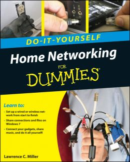 Download Do-It-Yourself Home Networking For Dummies