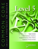 Common Core Skills & Strategies For Reading, Level 5