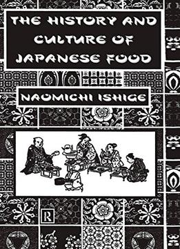 Download The History & Culture Of Japanese Food