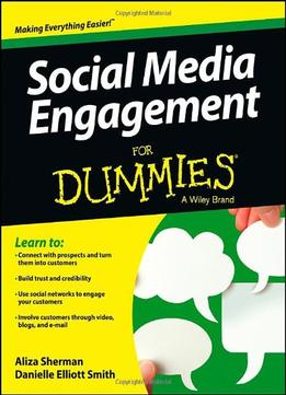Download Social Media Engagement For Dummies By Aliza Sherman