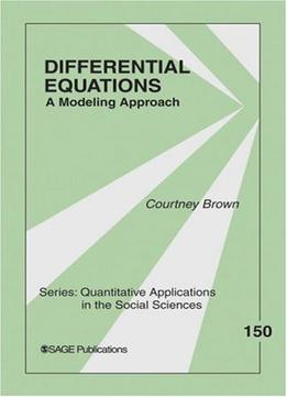 Methods download pdf butcher differential for ordinary numerical equations