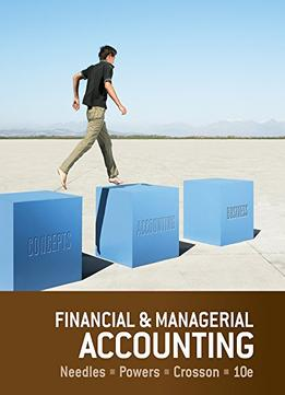 Download Financial & Managerial Accounting (10th Edition)