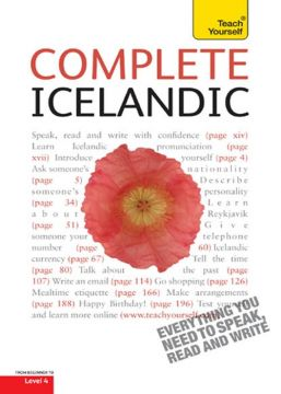 Download Complete Icelandic: A Teach Yourself Guide
