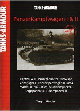 Download Panzerkampfwagen I & Ii (tanks & Armour)