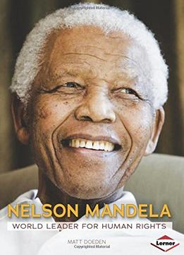 Download Nelson Mandela: World Leader For Human Rights (gateway Biographies)