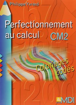 Download Coloriages Codés Calcul Cm2