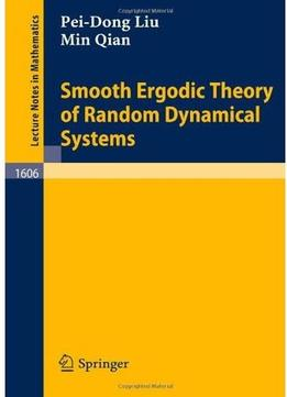 Download Smooth Ergodic Theory Of Random Dynamical Systems