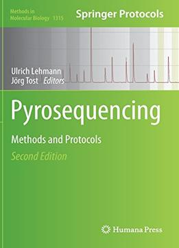 Download Pyrosequencing: Methods & Protocols, 2 Edition