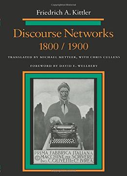 Download Discourse Networks, 1800/1900