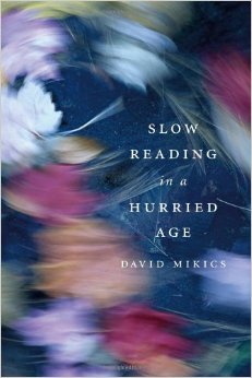 Download Slow Reading In A Hurried Age