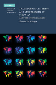 Download Trade Policy Flexibility & Enforcement in the WTO: A Law & Economics Analysis