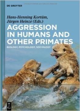Download Aggression In Humans & Other Primates: Biology, Psychology, Sociology