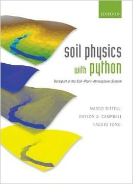 Download Soil Physics With Python: Transport In The Soil-plant-atmosphere System