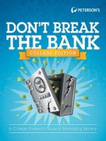 Don't Break the Bank: College Edition