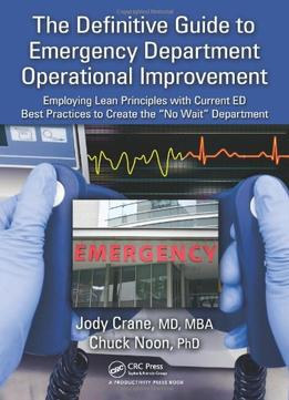 Download The Definitive Guide To Emergency Department Operational Improvement