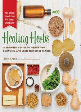 Download Healing Herbs: A Beginner's Guide To Identifying, Foraging, & Using Medicinal Plants