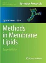 Methods In Membrane Lipids (2nd Edition)