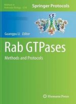 Rab Gtpases: Methods And Protocols (methods In Molecular Biology, Book 1298)