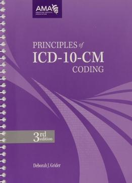 Download ebook Principles Of Icd-10-cm Coding, 3 Edition