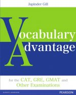 Vocabulary Advantage GRE/GMAT/CAT And Other Examinations