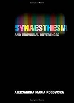 Download ebook Synaesthesia & Individual Differences