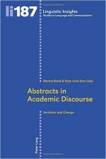 Abstracts in Academic Discourse: Variation and Change