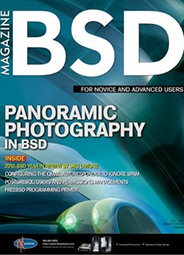 Download ebook BSD for novice & advance users: Panoramic Photogradhy in BSD