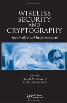 Download ebook Wireless Security & Cryptography: Specifications & Implementations