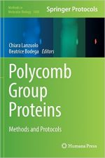 Polycomb Group Proteins: Methods and Protocols