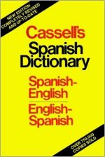 Cassell's Spanish Dictionary (19th Edition)