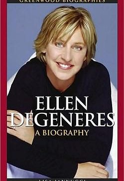 Download ebook Ellen DeGeneres: A Biography