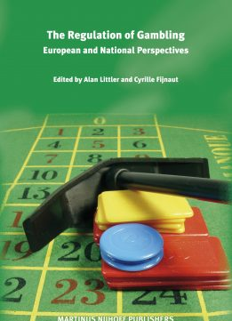 Download The Regulation of Gambling: European & National Perspectives
