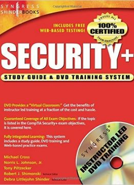 Download ebook Norris L. Johnson, Michael Cross - Security+