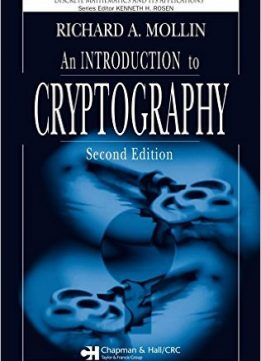 Download ebook An Introduction to Cryptography, Second Edition